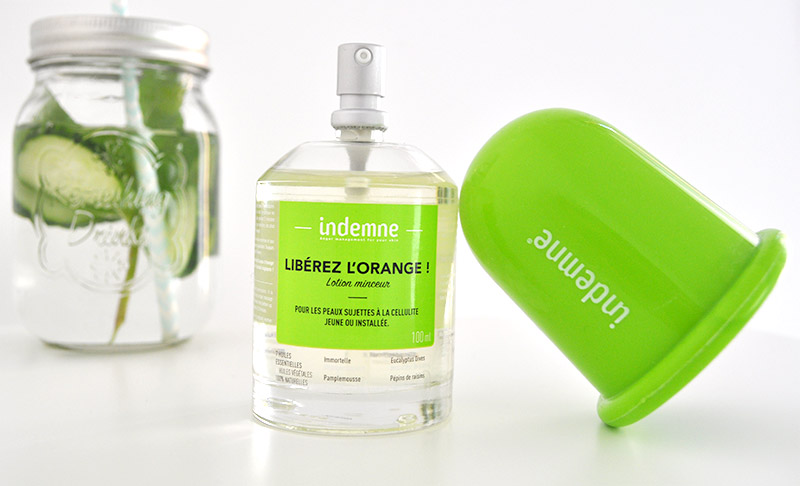 #Greenconcours avec indemne pour gagnez votre combo de l'été et vous débarrasser de la peau la peau d'orange avec la lotion Libérez l'Orange et sa Big Bubble-In !