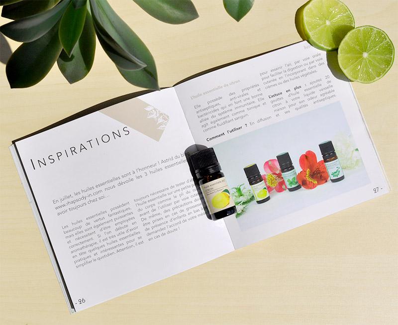 Dans la NUOO Box de Juillet découvrez l'huile essentielle de citron bio par La Compagnie des sens. Découvrez aussi 1 recette de gommage hydratant au citron fait maison ;)