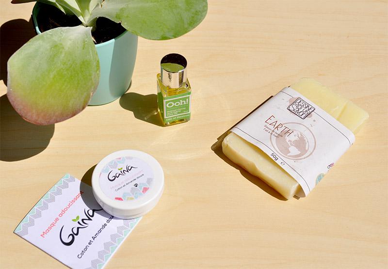 Les nouvelles marques uniques de la NUOO Box à découvrir sur le blog de L'Atelier Green