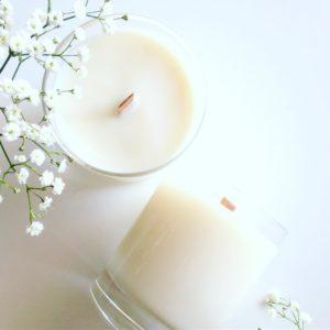 Work in progess Bougies parfumes 100 vgtales  Mches enhellip