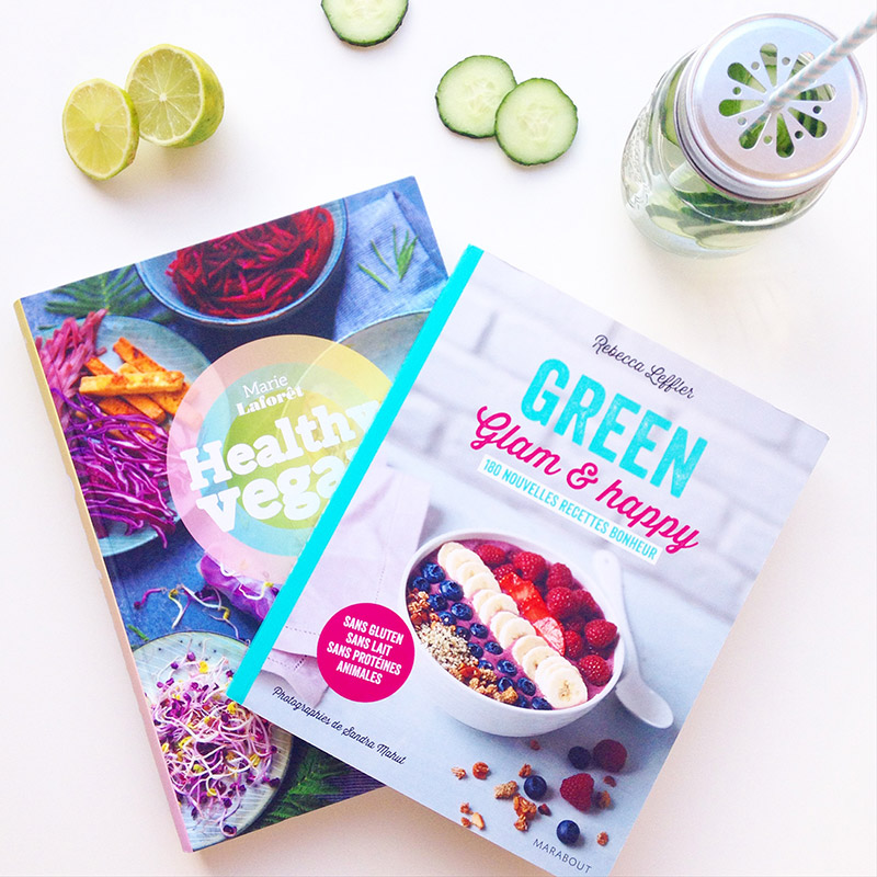 Livres- Green-happy-et-#Healthy-Food