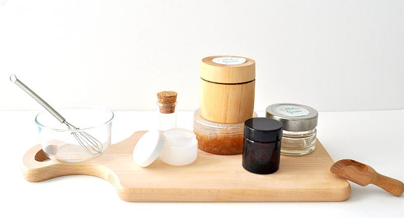 """DIY Cosmétiques: Je recycle mes contenant avec L""""Atelier Green"""