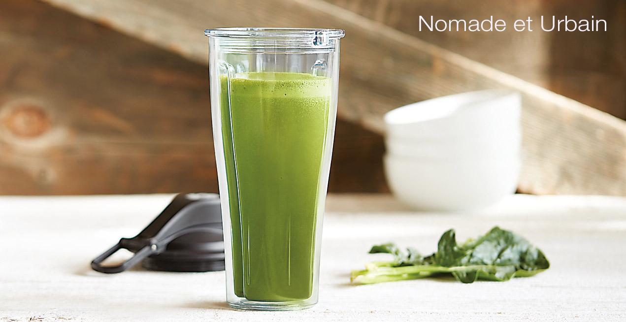 Vitamix S30: Nomade et urbain, vous l'emporterez partout! Venez découvrir sur L'Atelier Green comment choisir votre blender
