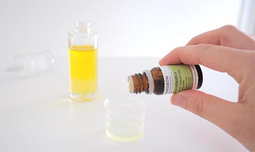 les huiles essentielles pour lutter contre la peau d'orange