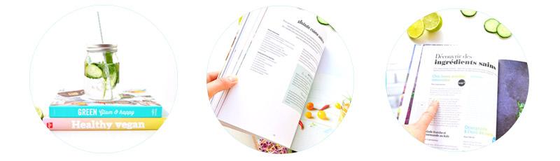 Votre maman aime lire ? Voilà une super idée cadeau pour sa fêtes : Un green et healthy lecture. À découvrir sur L'Atelier Green