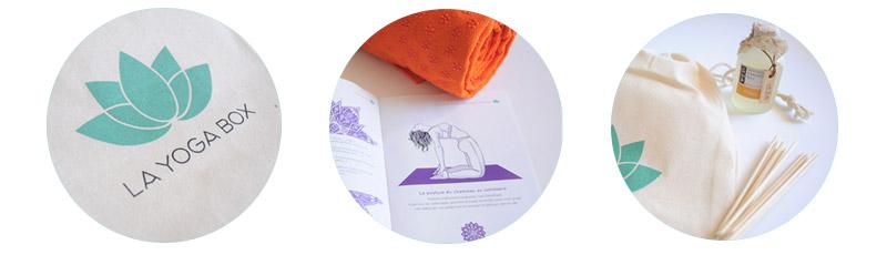 Faites le plein d'idée cadeaux avec L'Atelier Green : pensez à la Yoga Box pour vos mamans zen