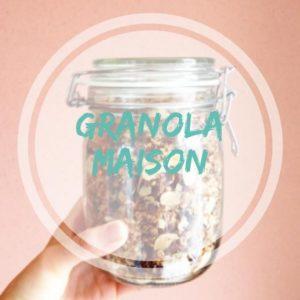 Granola Maison allez vite sur le blog pour le dcouvrirhellip