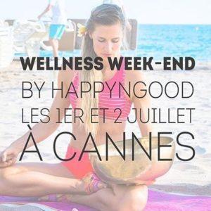 J7  Weekend Wellness avec la teamhappyngood acroyoga paddleyoga naturopathiehellip