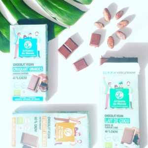 artisansdumondelaboutique lance un nouveau chocolatvegan equitable et bio ! LALLIANCEhellip