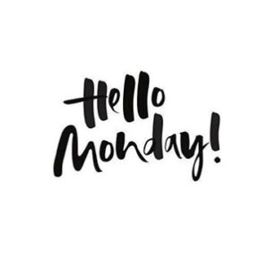 Belle semaine ! happymonday greenbeauty greenyourglam this week