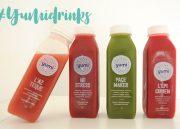 Yumi Drinks : Les recettes à base des meilleurs produits sont optimisées pour les puissantes synergies entre les légumes