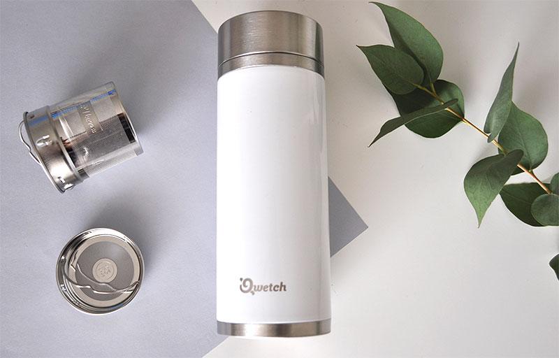 Qwetch, c'est un repas à emporter, une bonne boisson fraîche ou bien chaude, où vous voulez, quand vous voulez ! Une belle idée de cadeaux de Noël