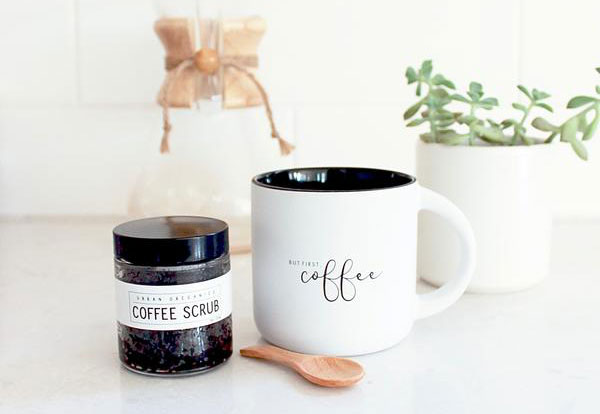 Un joli set à offrir pour un Noël Green, Glam and coffee lovers !