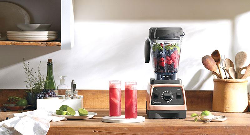 Offrez le top du top pour Noël : Le vitamix Pro750 Design et épuré, il ravira tous les amoureux de cuisine healthy.