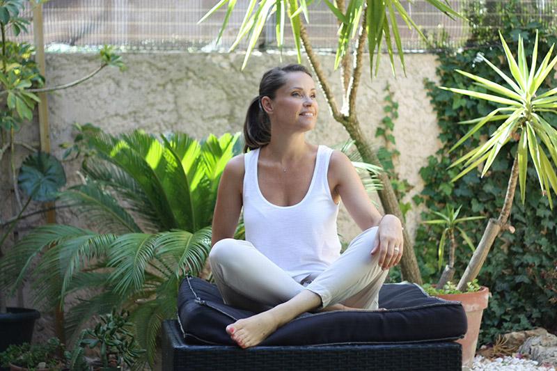 Nathalie Dendura founder de L'Atelier Green