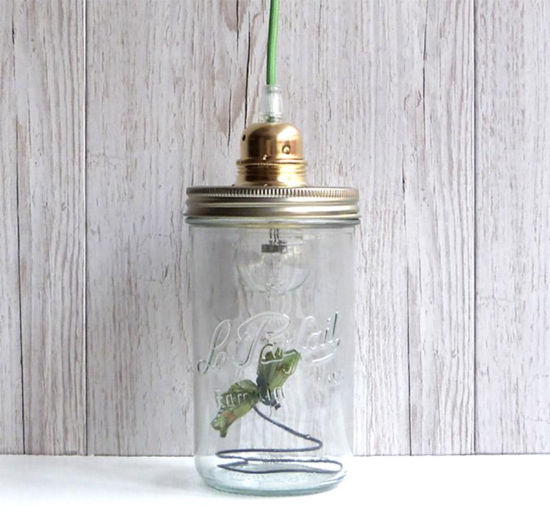 Reversible eco-design presente leur collection de bocaux recyclés le Parfait