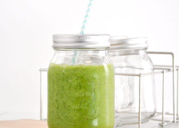 Découvrez plein de bonnes recettes de smoothies sur le blog de L'Atelier Green
