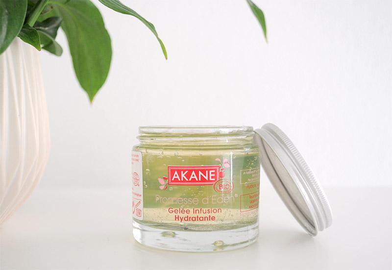 Gel Akane, un cocktail d'antioxydants qui nourrit et régénère la peau ! Vive l'Aloe vera