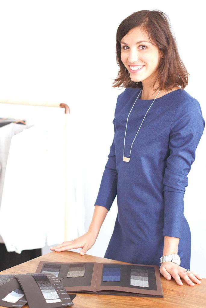 Interview de Caroline Zaleski, créatrice de la Marque Adote sur le blog de L'Atelier Green