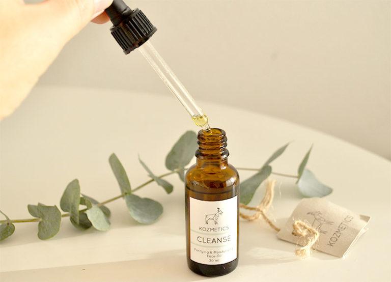 L'Atelier Green test le Layring: Démaquillage à l'huile