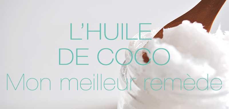 Venez découvrir tous les bienfaits de l'huile de coco sur le blog de L'Atelier Green. Mon huile végétale préférée!