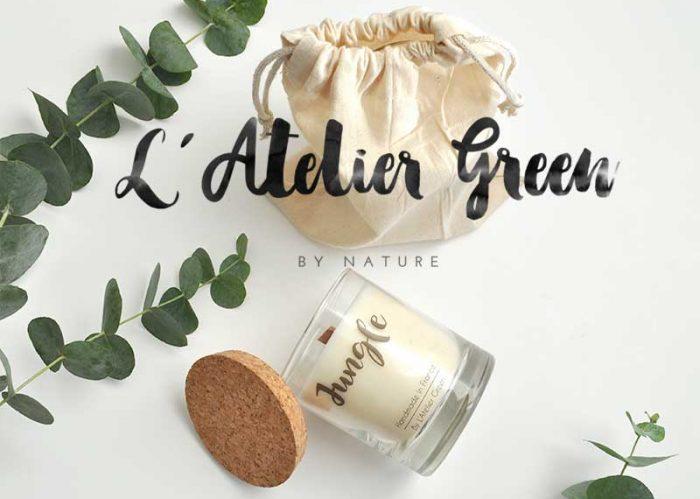 L'Atelier Green prépare sa campagne de financement participatif pour développer sa collection de bougies végétales, naturelles et Éco-Friendly. Venez vite les découvrir sur le blog!