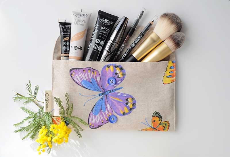 Le maquillage bio de chez Purobio : Une belle découverte made in Italie. A essayer au plus vite !