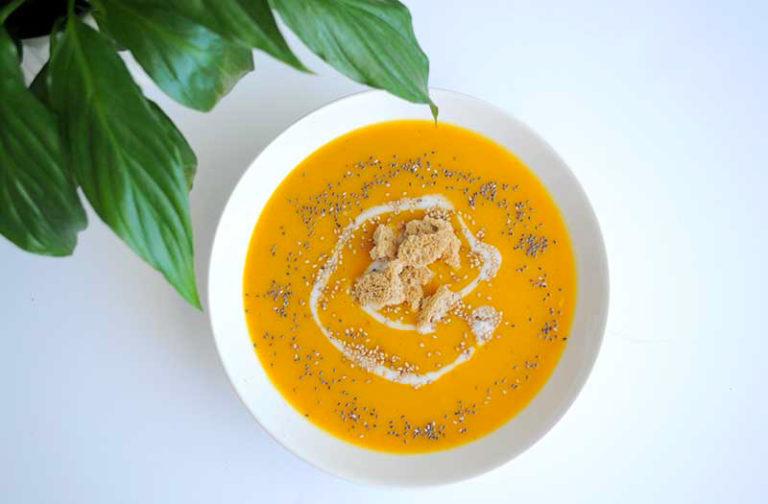Goutez la meilleure soupe d'hiver aux légumes d'antan avec L''Atelier Green