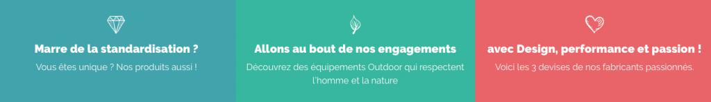 Bienvenue sur Mygreensport.com la boutique du matériel de sport éco-responsable