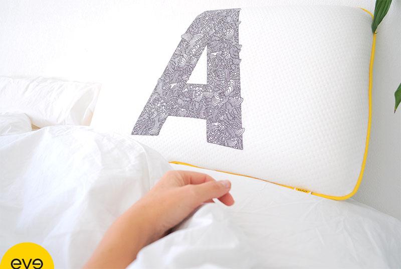 Eve matelas : il n'y a pas que le matelas à mémoire de forme qui est eco-friendly, il y a aussi le linge de lit !