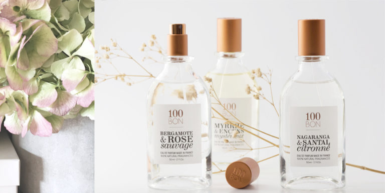 100BON, le parfumeur 100% naturel