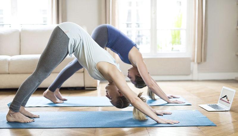 My Qee : plus de 250 cours en ligne proposés par plus de 40 professeurs qui vous accompagnent dans des pratiques variées : Plus de 130 cours de yoga dans différentes traditions : yoga de Madras, hatha flow, Ashtanga, Iyengar, Nidra... Plus de 90 cours de Pilates, du nivreau débutant au plus confirmé.