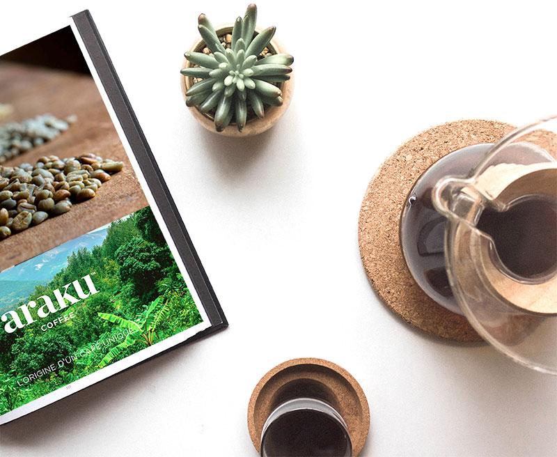 Depuis 2001, la coopérative Araku accompagne les fermiers de la vallée du même nom en Inde afin de les aider à cultiver le café.