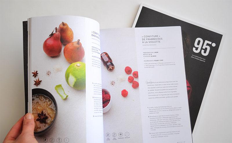 Le magazine 95° c'est des recettes à la vapeur douce, des rencontres, des sujets pour s'informer, comprendre, découvrir et s'ouvrir, des bons plans, des conseils bien-être, des astuces naturo …