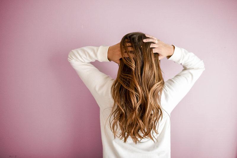 cosmétique maison : masque réparateur cheveux