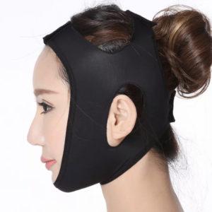 Masque facial liftant V Shaper